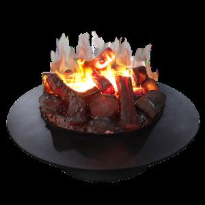 3D очаги (с эффектом живого огня)